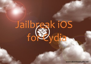 jailbreak iOS for Cydia