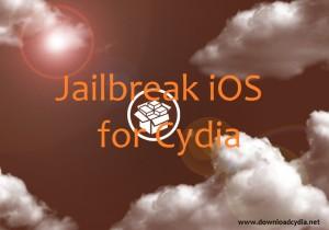 jailbreak iOS for Cydia