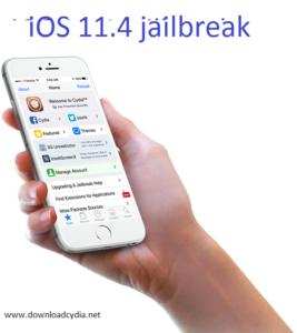 ios 11.4 jailbreak